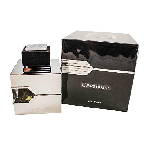 Al Haramain, Eau de Parfum, für Herren, L'Aventure, Spray, 100 ml - 100ml Eau De Parfum Spray
