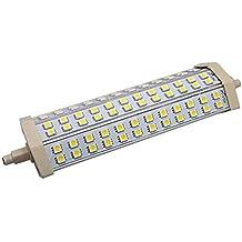Ledbox LD1033107 - Bombilla LED, R7S, 15 W, 72 x SMD 5050, 189 mm, color blanco cálido