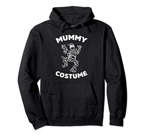 Mumie Kostüm Scary - Mumie Kostüm Gruselig Halloween Scary Party Liebhaber Humor Pullover Hoodie