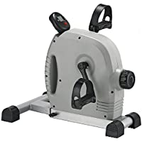 Office Fitness - Mini bicicleta (resistencia magnética, supersilencioso, pedalada dual, ideal para uso en casa y en el trabajo)