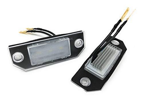 Phil Trade Led Kennzeichenbeleuchtung Eintragungsfrei