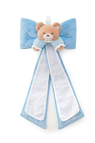 Trudi 28255 - fiocco orsetto, azzurro