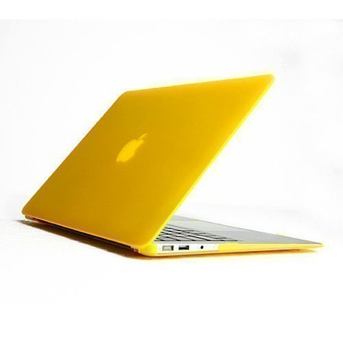 maccase-protective-macbook-slim-case-cover-for-11-macbook-air-yellow