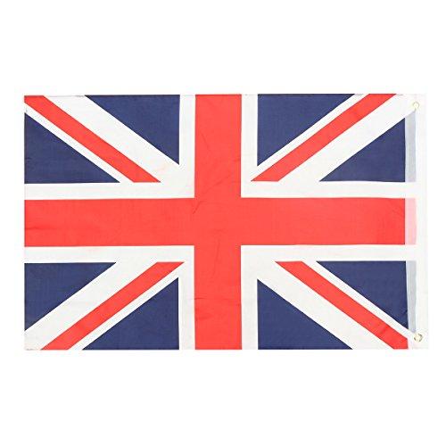 gge 3 Ft x 2 Ft 95 cm x 60 cm Großbritannien Vereinigtes Königreich Uk Banner ()