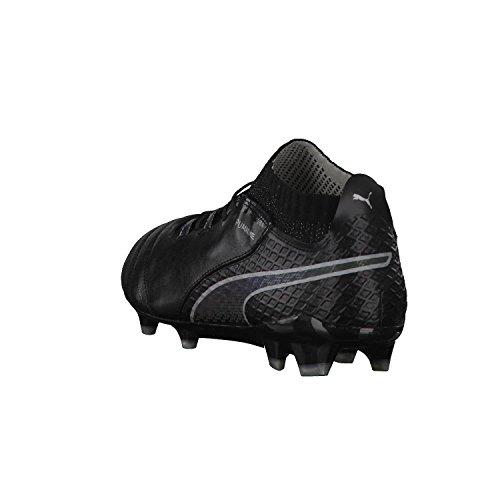Puma One 17.1 FG, Chaussures de Football Homme silver