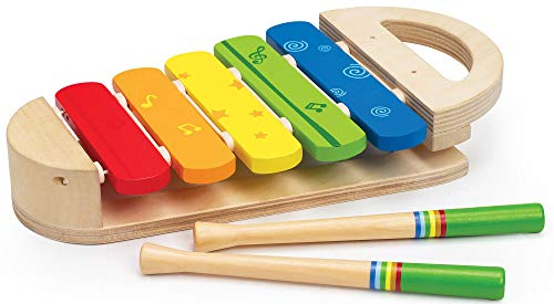 Hape E0412 E0412-Regenbogen-Abacus,