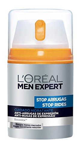 L'Oreal Paris Men Expert Cuidado Hidratante Anti-Arrugas de Expresión Stop Arrugas – 50 ml