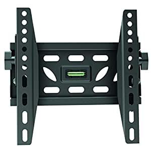 Intecbrackets - Strong adjustable tilting TV wall mount bracket guaranteed to fit 22, 23, 26, 27, 30, 32, 34, 36 TVs complete with all fittings & fixings and covered by a lifetime warranty