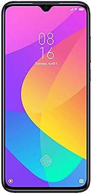 Xiaomi Mi 9 Lite  Smartphone, Dual SIM, 128GB, 6GB RAM, 4G LTE, International Version - Onyx Grey