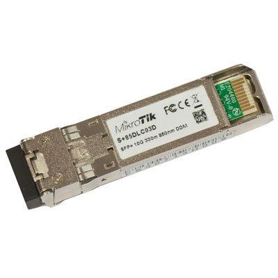 Mikrotik S+85Dlc03D Módulo Fibra Sfp+ MultMod 300m