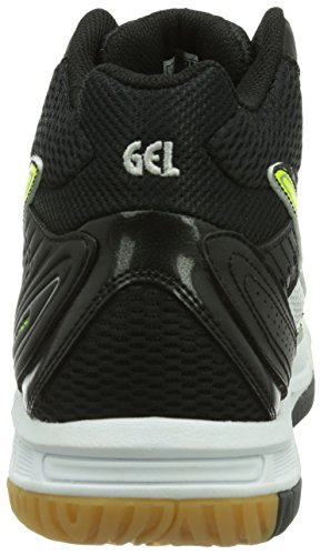 Asics Gel-Task Mt - Sneaker, , taglia Bianco (Bianco (WHITE/FLASH YELLOW/BLACK 0104))