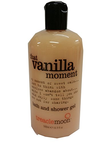 treac lemoon Bath and gel douche That Moment Vanille 500 ml/Version Anglaise