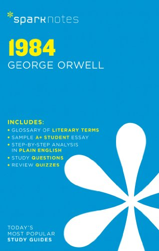1984 SparkNotes Literature Guide (Sparknotes Literature Guides)