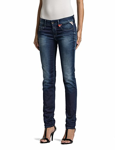 Replay, Rose, Jeans da Donna Blu (Blue Denim 9)