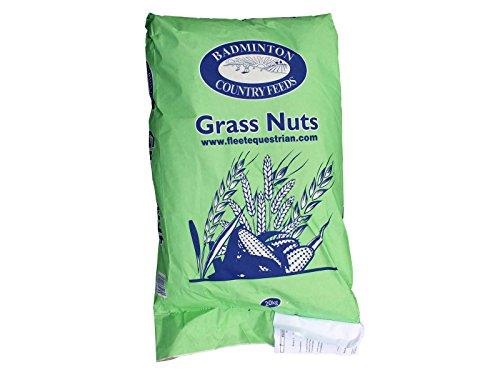 Badminton Grass Nuts - for Equines, Ruminants and Camelids - 20kg 1