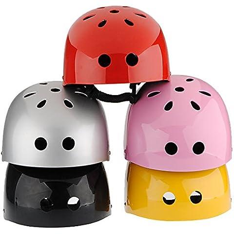 Moppi Pattino motorino casco in bicicletta sci skate taglia casco m