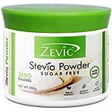 Zevic Stevia Sugar Free White Powder - 200 g