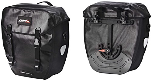 Red Cycling Products WP100 Pro II Carrier Bag Black 2018 Fahrradtasche