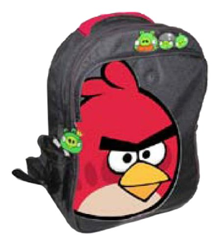 ANGRY BIRDS - SAC A DOS LARGE H 43, W 30.5, D 14 cm