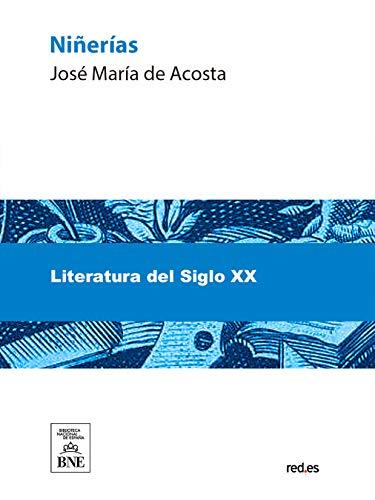 Niñerias por José María de Acosta