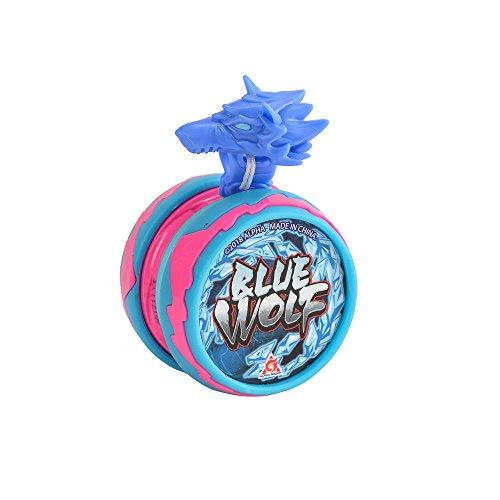 Auldey Yo Blazing Team Gardien des Créatures Niveau 1 - Blue Wolf, EU677116