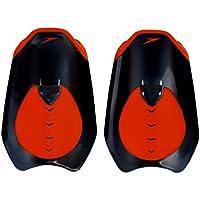 Speedo 8-10868B441 Material de Entrenamiento, Unisex Adulto, Negro (Siren Rojo), Talla Única