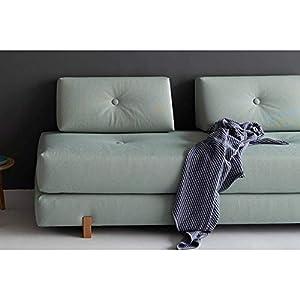 la méridienne SIGMUND WOOD offre une nouvelle vision de la marque Danoise. Ne lésinant pas sur le design, la marque propose toujours un confort exceptionnel avec ses produits.  CARACTÉRISTIQUES TECHNIQUES - Assise : Dessous matelas fibertex 125 gr/m²... [Méridienne]