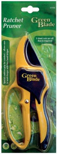 Green Blade BB-GT121 Ratschen-Gartenschere, ca. 20cm