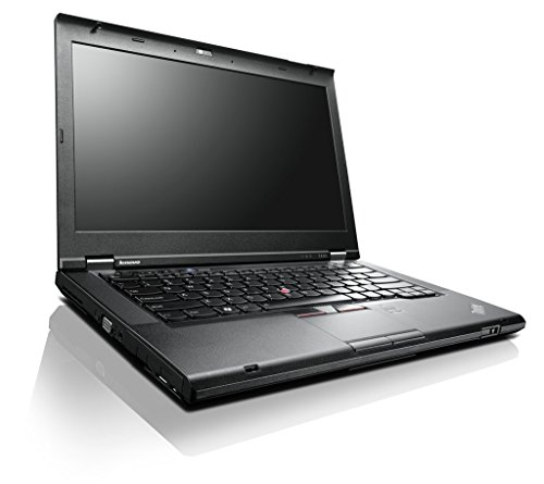 Ordenador porttil ThinkPad T430 de Lenovo,14 pulgadas conIntel Core i7 ydisco duro SSD de 256GB, 8GB de memoria RAM, Windows 10, ordenador porttil2349-H2G(Reacondicionado Certificado)