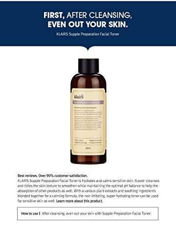 [KLAIRS] Angry Skin Calming Package Acne care Irritated skincare toner serum vitamin c serumblue cream soothing cream sample sachet