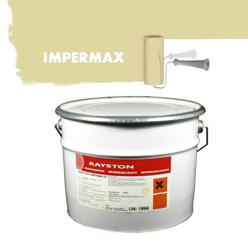 Impermax hochwertige flüssige Teichfolie - natursand - 10 kg