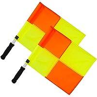 Optimum Óptimo rabicorto bandera Set - naranja/amarillo