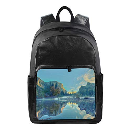 Student Backpacks College School Book Bag Travel Hiking Camping Daypack for Boy for Girl 12.5