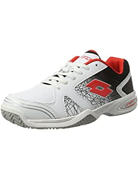 Lotto T-Strike Ii Jr L, Zapatillas de Tenis Unisex infantil