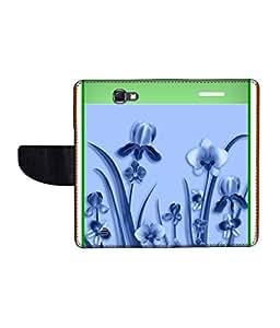 KolorEdge Printed Flip Cover For Samsung Galaxy Note 2 Multicolor -(55KeMLogo12486SamN7100)