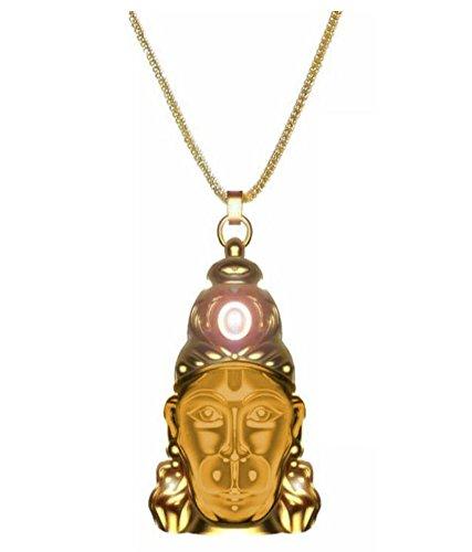 Only4You Hanuman Chalisha Yantra Locket