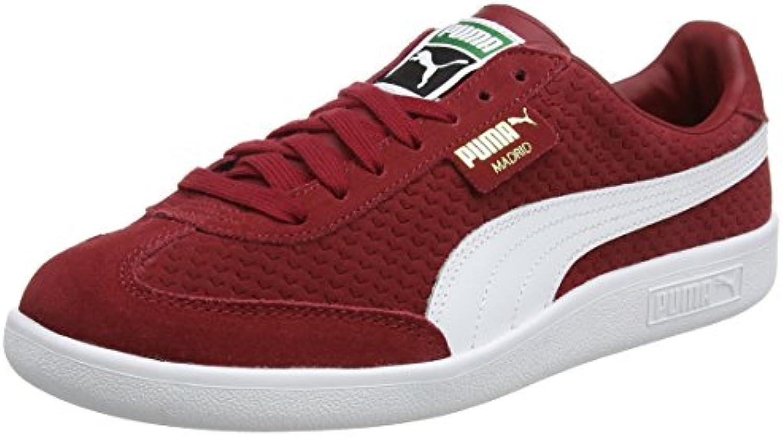 Puma Unisex Erwachsene Madrid Perforated Suede Sneaker