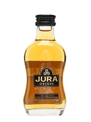 The Isle Of Jura 10 Year Old Origin Single Malt Scotch Whisky (12 x 5cl Miniature Bottles)
