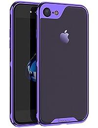 beb56dcda3d Móvil para iPhone 6S Plus, iPhone 6 Plus Funda de silicona, herbests  transparente brillante