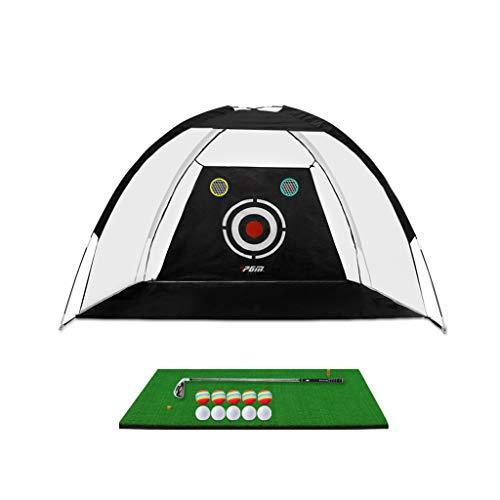Creative LDF Voller Satz Golf-üBungs-Werkzeuge, Berufsgolf-üBungs-Netz Mit Dem Erwachsenen üBungs-Netz Der Kissen-Eisen-2m / 3m Kinder