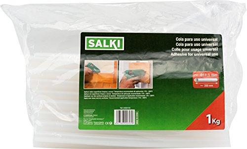 Salki 4322103-Tasche Schwanz termoencolar Ø11,5x 195mm transparent (1kg)