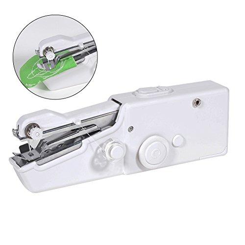 Aiusmcbsy Machine á Coudre, Mini Portable Manuel Machine À Coudre DIY