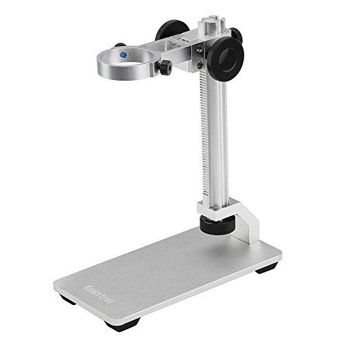 Mikroskopständer Mikroskop Halter Einstellbare Professionelle Basis Ständer Desktop Unterstützung...