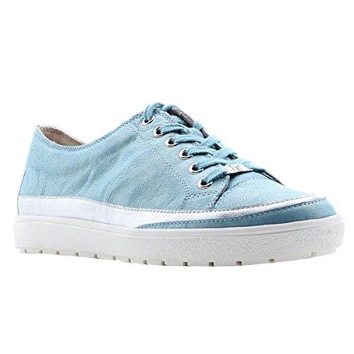 Caprice 9-23654-28 Scarpe stringate basse donna Blau