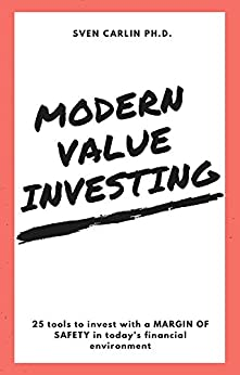 MODERN VALUE INVESTING: 25 Tools to Invest With a Margin