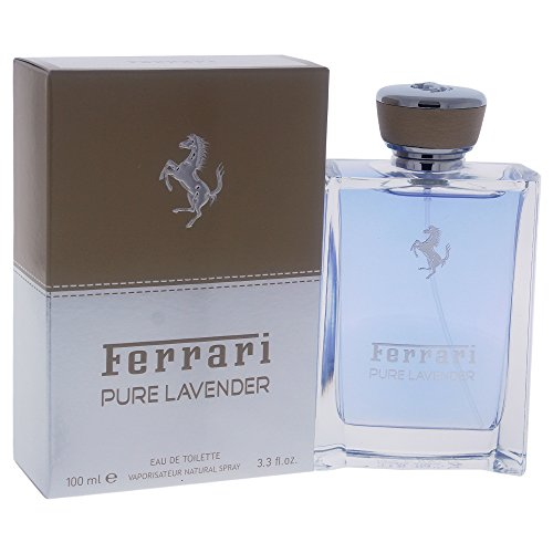 Ferrari Essence Pure Lavender Eau de Toilette Spray 100 ml