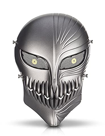 Dead Skull Airsoft Full Face Protective Mask Gear For Airsoft/BB Gun/ CS War Game Halloween Party