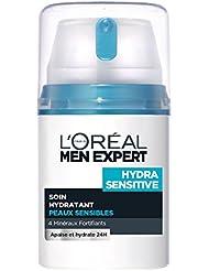 L'Oréal Men Expert Soin Hydratant Visage Peau Sensible 50 ml