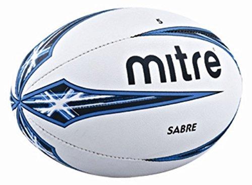 Mitre-Sabre, Pallone da Rugby B1102 Sport Match & Play-Palline da allenamento