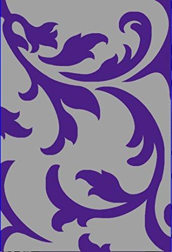 Flora Carpets 7417a-Modern Cenefa/superverso Alfombra